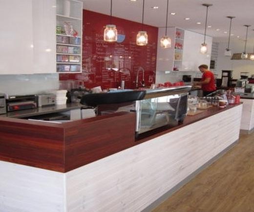 Sydney Property Styling - Commercial Cafe Fitout