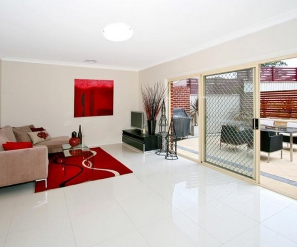 Sydney Property Styling - Updated Family Room
