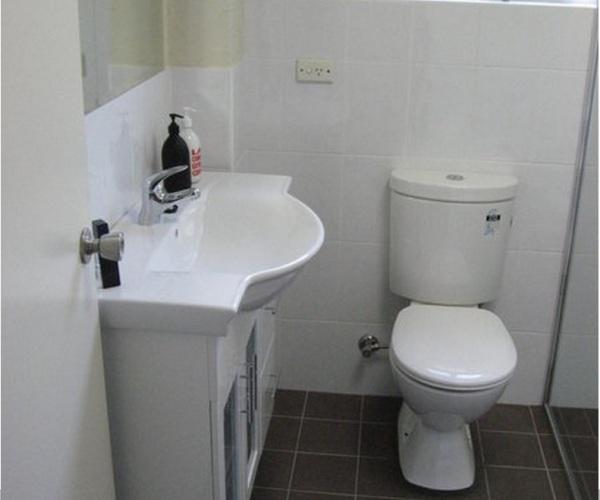 Sydney Property Styling - Modern Bathroom