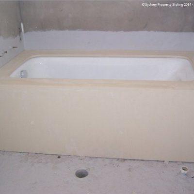 Bathroom Renovation - Balmoral Beach (A) - Progress 1