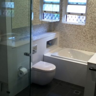 Bathroom Renovation - Lillyfield (A) - After 1
