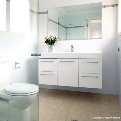 Sydney Property Styling - Bathroom Projects