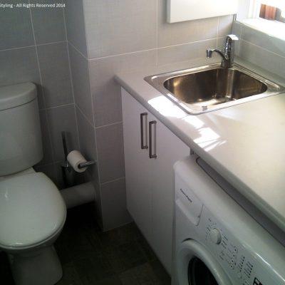 Laundry Renovation - Leichhardt (A) - After 3