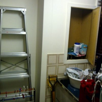Laundry Renovation - Leichhardt (A) - Before 3