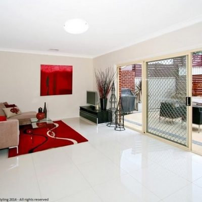 Tiling and Painting - North Ryde (A) - After 1