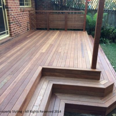 Timber Deck and Pergola - Thornleigh (A) After 4
