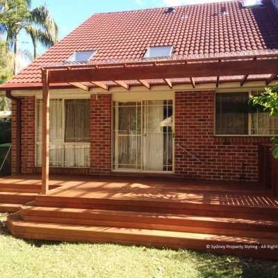 Timber Deck and Pergola - Thornleigh (A) After 6