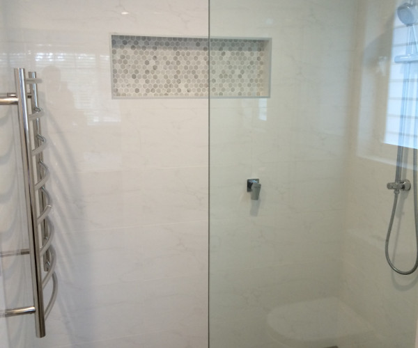Bathroom Renovation - Westleigh - April 2015 - After 1