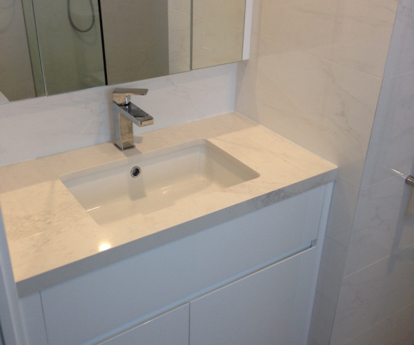 Bathroom Renovation - Westleigh - April 2015 - After 3