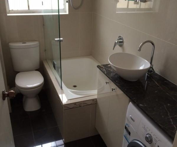 Bathroom Renovation - Manly - June 2015 - After 1