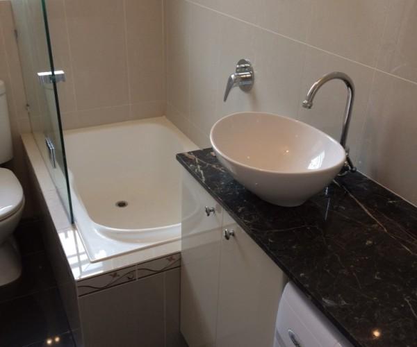 Bathroom Renovation - Manly - June 2015 - After 3