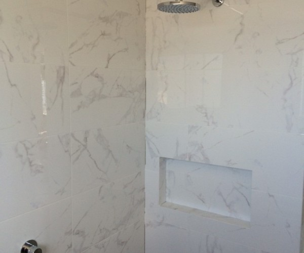 Bathroom Renovation - McMahons Point - September 2015 - After 2
