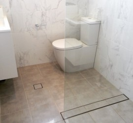 Bathroom Renovation - McMahons Point (A) - After 4
